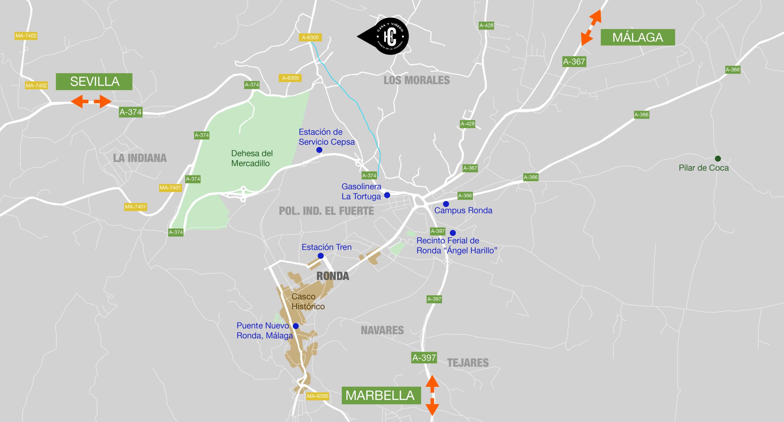 Plano ubicación